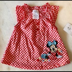 Disney Gingham Dress